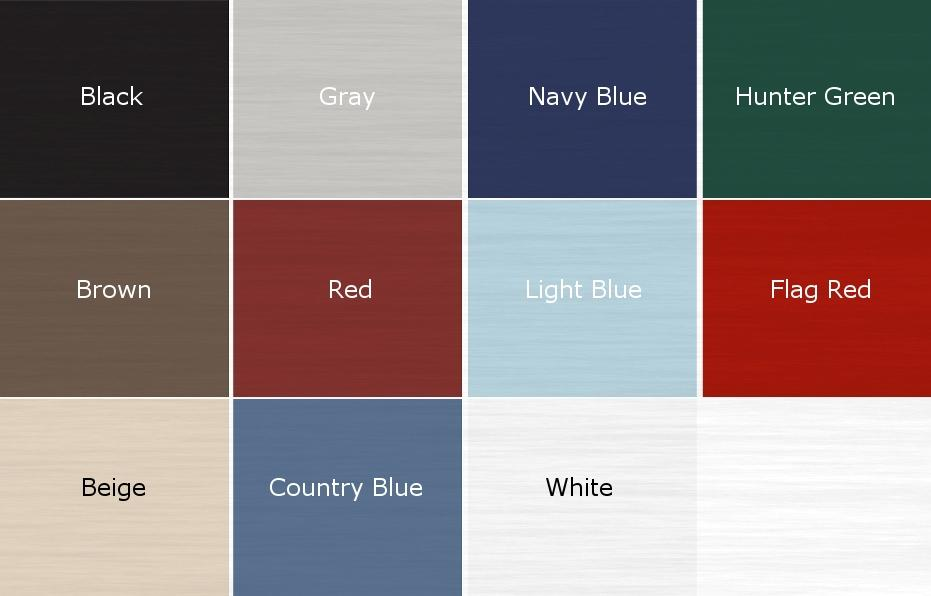 Cape Hatteras Lighthouse Paint Colors