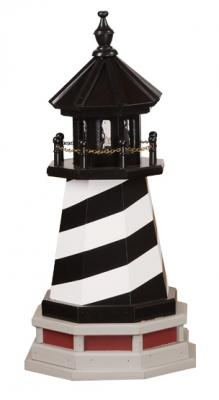 2' Cape Hatteras Lighthouse Statue