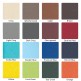 yard lighthouse color chart