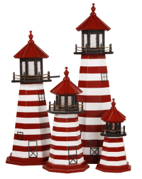 West Quoddy Lighthouses